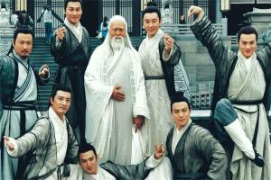 中國武術五大門派排行榜:武當派上榜,它的規模最大