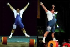 世界十大举重运动员:占旭刚上榜,他是伊朗的唯一