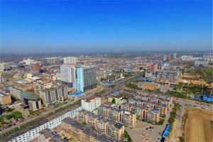 2019陕西贫困县排名 白水县位于东北部,佳县在黄河流域旁边
