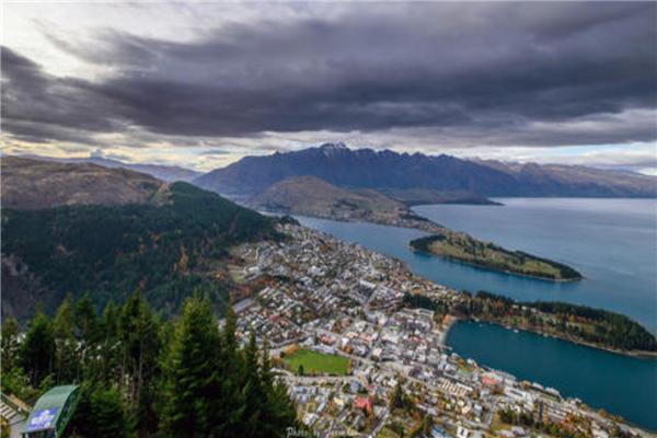 新西兰移民十大城市