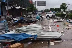 广东历史上最强台风排名:韦森特上榜,第一风速最强