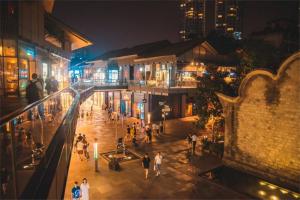 成都十大購物中心排行榜:銀石廣場上榜,它具有多面性