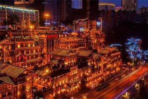 重庆十大风景名胜排名:丰都鬼城上榜,第3超梦幻