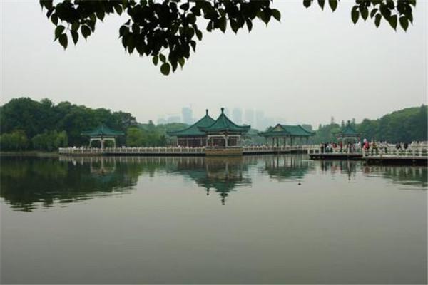 武汉十大风景名胜排名:木兰天池上榜,第三蒙古风情