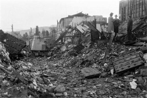 世界史上最强的十大地震 西藏墨脱地震上榜 第一名震级有9.5