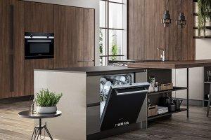 家用洗碗机品牌六大排名:老板洗碗机上榜 西门子好评较多