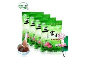 八大藕粉品牌排行榜:知味观上榜 三家村藕粉是百年岁月品牌