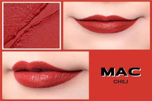 mac必买口紅色號排行榜:Mocha上榜 Chili小辣椒第一