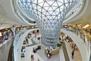 贵阳十大购物中心排行榜:L OLLIPOP 上榜,安哥拉巨兔体验馆第二