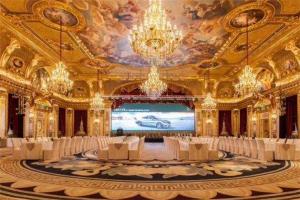 佛山十大酒店排行榜:财神酒店上榜,第一非常豪华