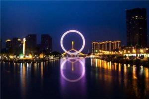 天津4大著名地标 望海楼教堂 天津之眼上榜