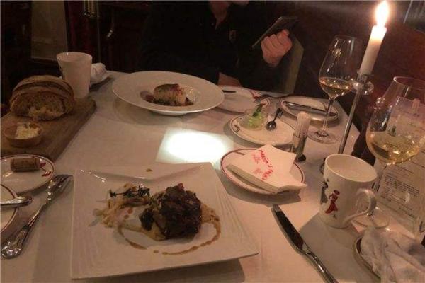 天津最奢侈的5家餐厅