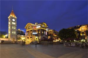 外地人最喜歡的天津景區 天津之眼與瓷房子不能错過