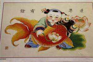 天津旅遊最謾n觅I的紀念品 老美華適閤老年人 天津剪纸特色