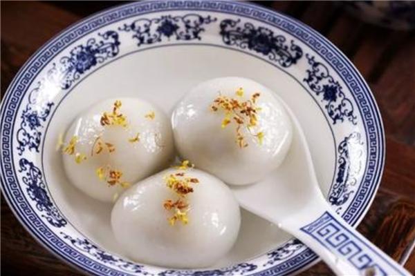 上海8家最嗲湯圓店推薦