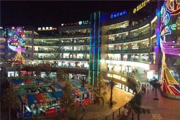 天津人气最旺的8大购物地点