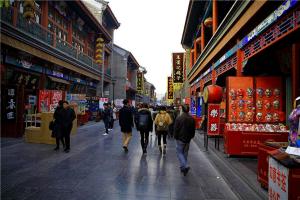 天津人最多的景區排名 天津古文化街榜 天津之眼是地標建築