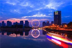 天津网红地标建筑排名 天津之眼登顶 瓷房子排名第二