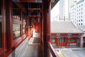 中國風十大民宿排行榜 北京華爾道夫胡同四合院是地標建筑