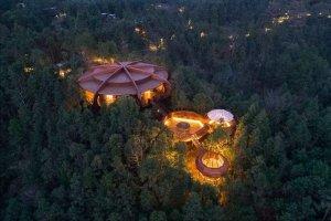 中國十大驚艷民宿 裸心谷上榜 自由家樹屋世界貼近大自然