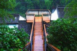 寧波最美十大民宿 龍觀禪那禪意十足 慈舍是民國建筑