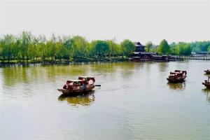 連雲港大風景區排行榜:潮河灣榜月牙島第五