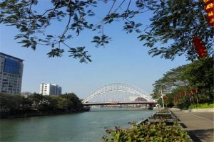江门十大公园广场排名:釜山公园上榜,第四地方特色