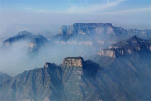 焦作十大風景名勝排行榜:青龍峽景區上榜,第四有玻璃棧道
