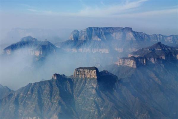 焦作十大风景名胜排行榜:青龙峡景区上榜,第四有玻璃栈道