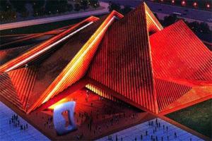 大同十大展览馆排行榜:和阳美术馆上榜,第二是石窟博物馆