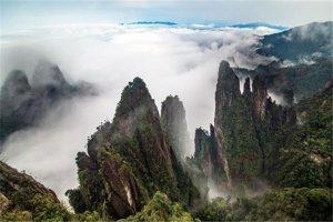 郴州十大风景名胜排名:高椅岭上榜,第四草原景色