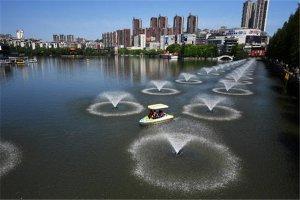 郴州十大公园广场排名:五岭广场上榜,第6展示桂阳风貌