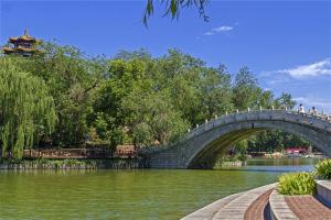 滨州十大公园排行榜:黄山广场上榜,市民公园第一