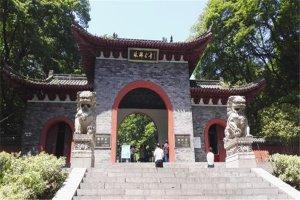 滁州十大风景名胜排名:明皇陵上榜,第四壮观雄伟