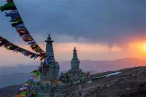 山西著名景点排行榜:晋祠上榜,第一是佛教圣地
