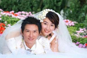 香港最恩爱的五对明星夫妻:张晋蔡少芬上榜,第二是模范夫妻
