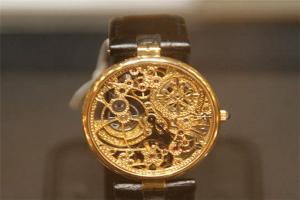 十大奢侈手表品牌:芝柏上榜,第十运用于航空领域