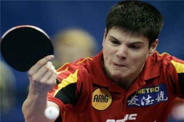 世界十大乒乓球运动员