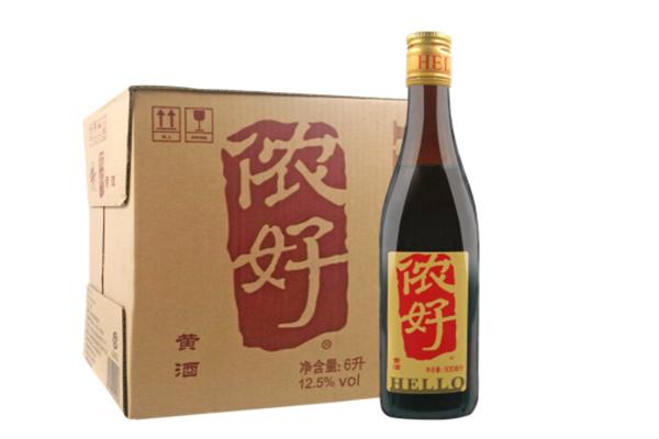 十大黄酒品牌
