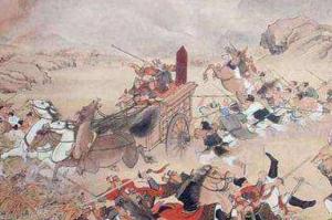 历史上十大战役排行榜:赤壁之战上榜,第一时间最早