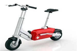 十大折疊電動自行車:永久,它的續航能力有240公里