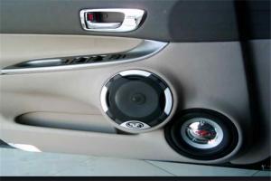 汽車音響品牌排行榜前十:哈曼卡頓上榜,JBL第一