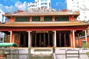 廣東化州十大最好玩的景點:文筆塔上榜,第十紀念冼太夫人