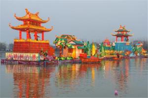 安徽省阜阳十大景区排行榜:木一博览园上榜,明清苑第三