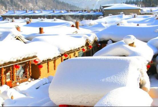 2020寒假十大旅游胜地 哈尔滨冰雪世界上榜九寨沟排名第六