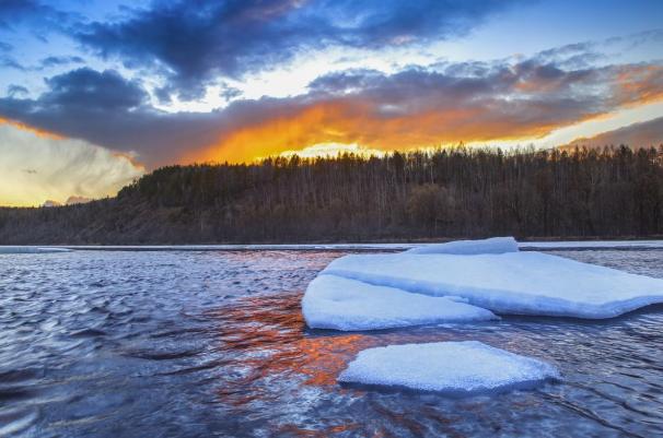 中国最冷的地方前十名:图里河上榜,第一零下52.3度