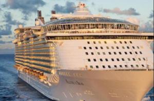 世界十大豪华邮轮 挪威畅意号第十,皇家加勒比公司占据六位