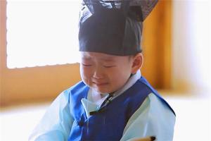韩国儿童综艺节目排行榜:萌娃来袭,第一贡献表情包素材