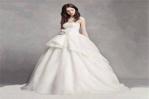 2021婚紗十大品牌排行榜:桂由美上榜 第3西班牙奢華婚紗禮服