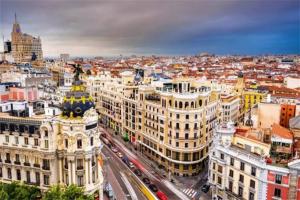 西班牙最发达城市排名:巴伦西亚上榜,第九有阿尔罕布拉宫